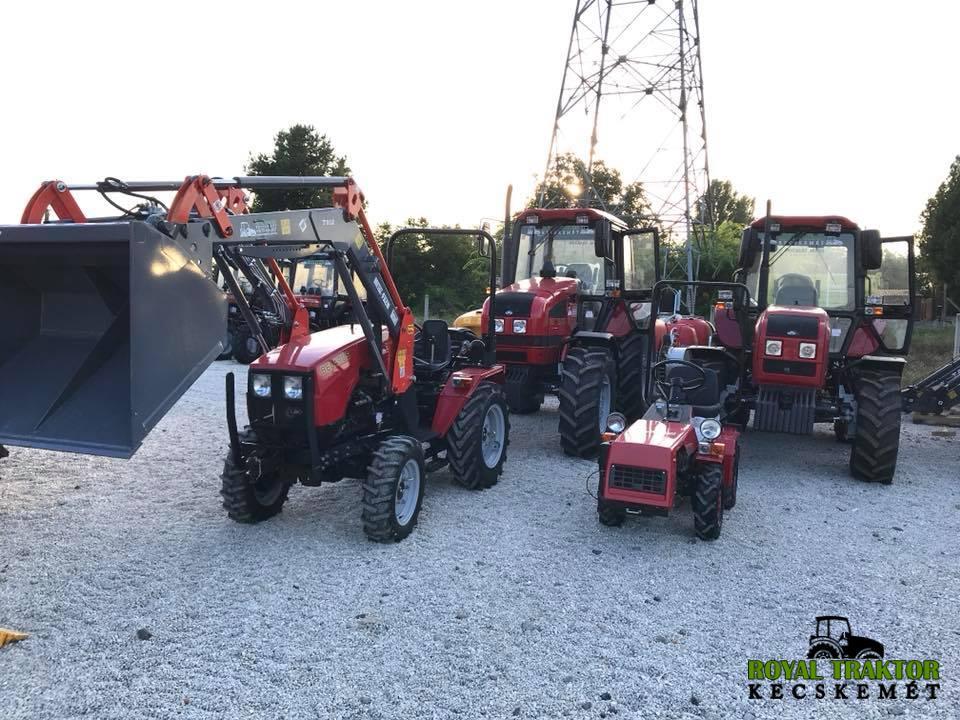MTZ traktor