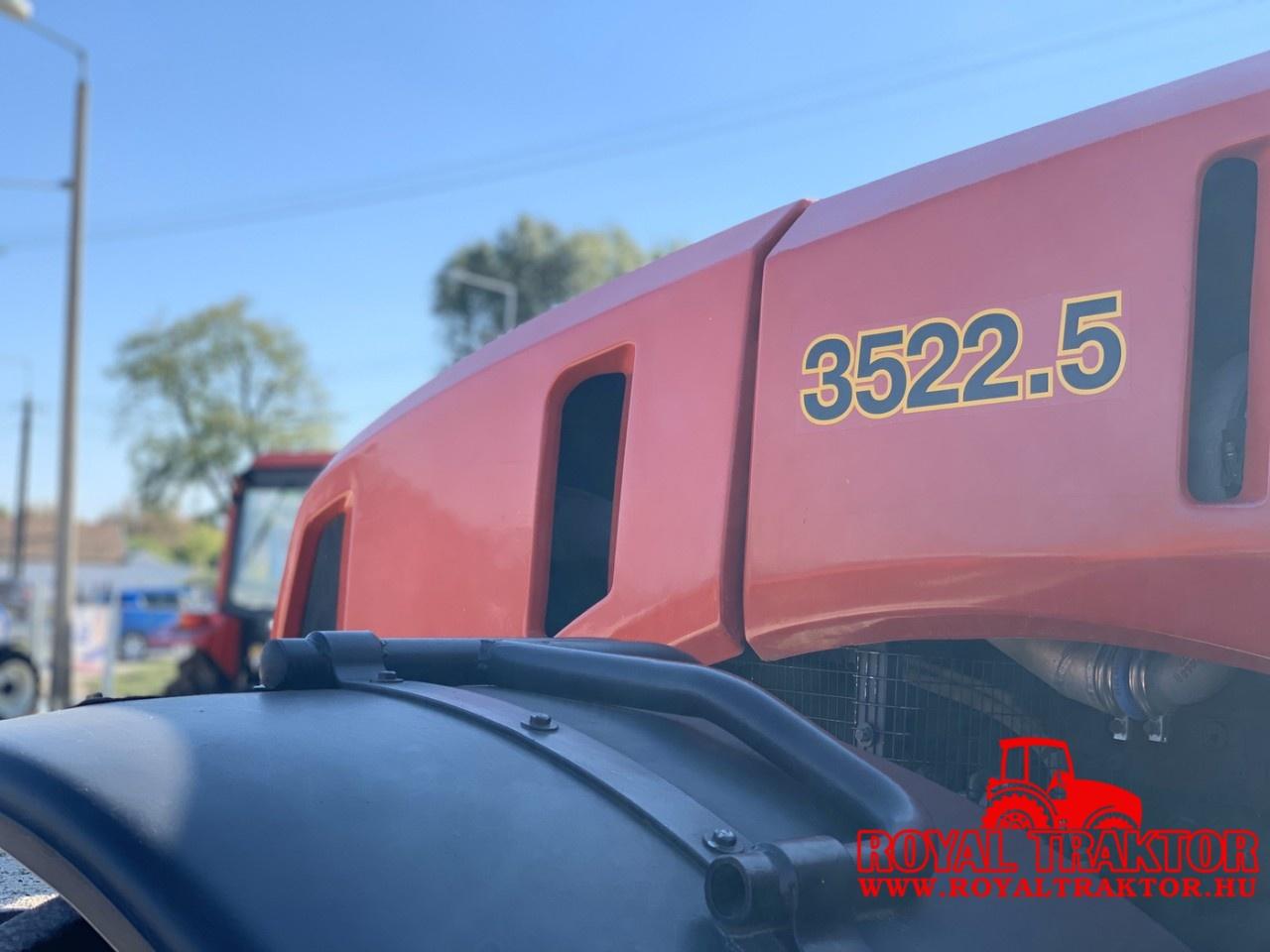 VII. Royal Traktor nyíltnap Belarus MTZ 3522 bemutatása
