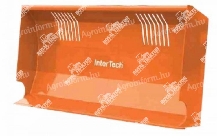 InterTech kukorica siló/tolólap