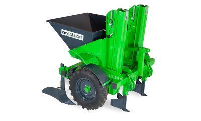 Agrolead ALPP burgonya vetőgép