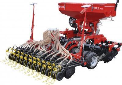 Akpil GEPARD Drill vetőgép