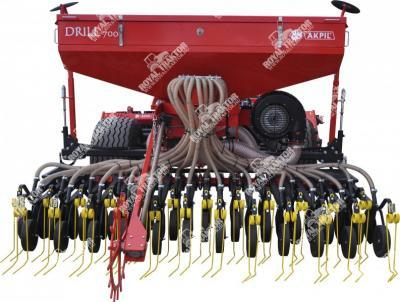 Akpil Bison Drill vetőgép