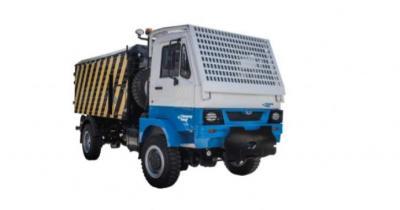 Durso Mining Wolf UND kommunális kisgép