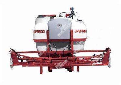 Gaspardo Sauro függesztett szántóföldi permetező