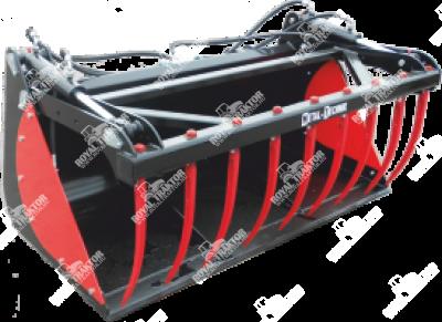 Metal-Technik kanalas krokodil adapter NT