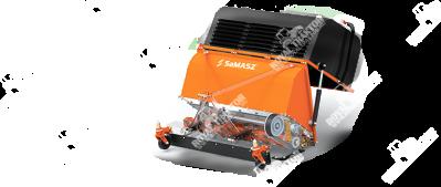 Samasz IBIS 150 szárzúzó