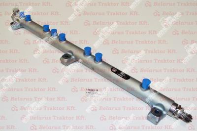 rail (nyomásérzékelővel és határoló szeleppel, 6 hengeres)