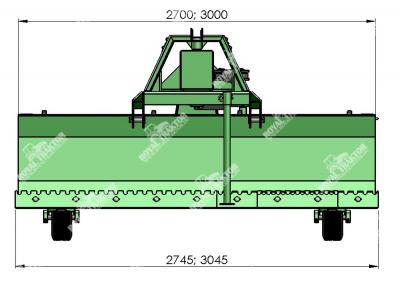 Hydramet T-017 hótoló