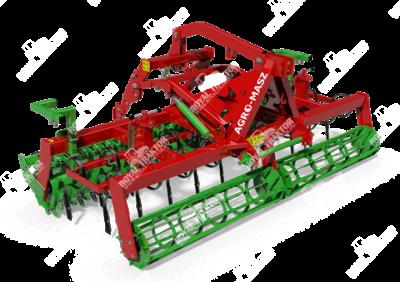 Agro-Masz AS kombinátor