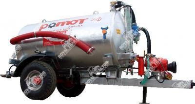 POMOT T507/1 3300 L szippantókocsi
