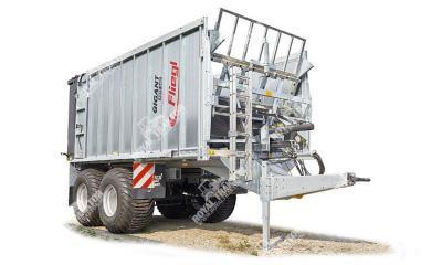 Fliegl ASW 140 pótkocsi