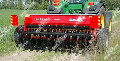 Junkkari Simulta 2500 NL vetőgép