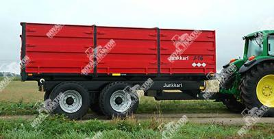 Junkkari J18JL pótkocsi